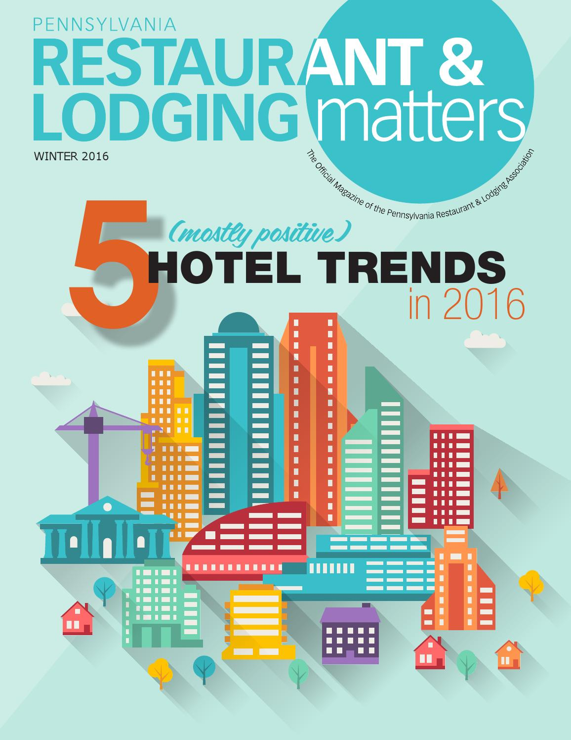 Pennsylvania Restaurant & Lodging Matters by Graphtech - issuu