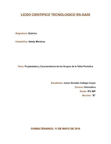 Metales no metales y gases nobles by norma belmares issuu propiedades y caracterisitcasde la tabla periodica urtaz Gallery