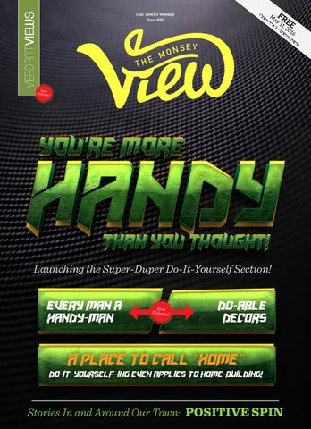 e86a61f997cc82 Issue 49 by The Monsey View - issuu