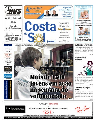 d5fe7a07f Costa do Sol - Jornal | 11 de Maio by Costa do Sol - Jornal - issuu
