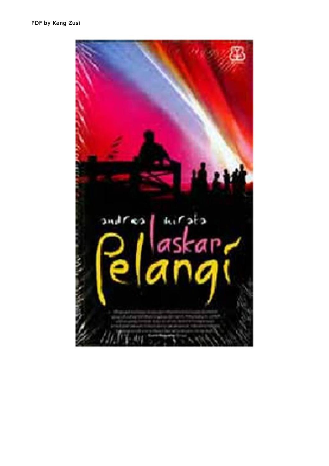 Laskar Pelangi By Yuda Prawira Issuu