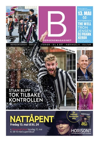 Bergensmagasinet no 2 by molvik   issuu