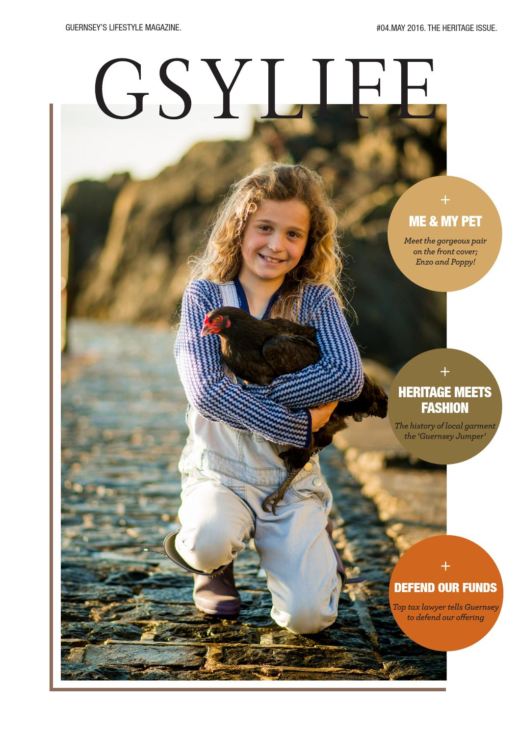 GSYLIFE 04 MAY 2016 THE HERITAGE ISSUE By
