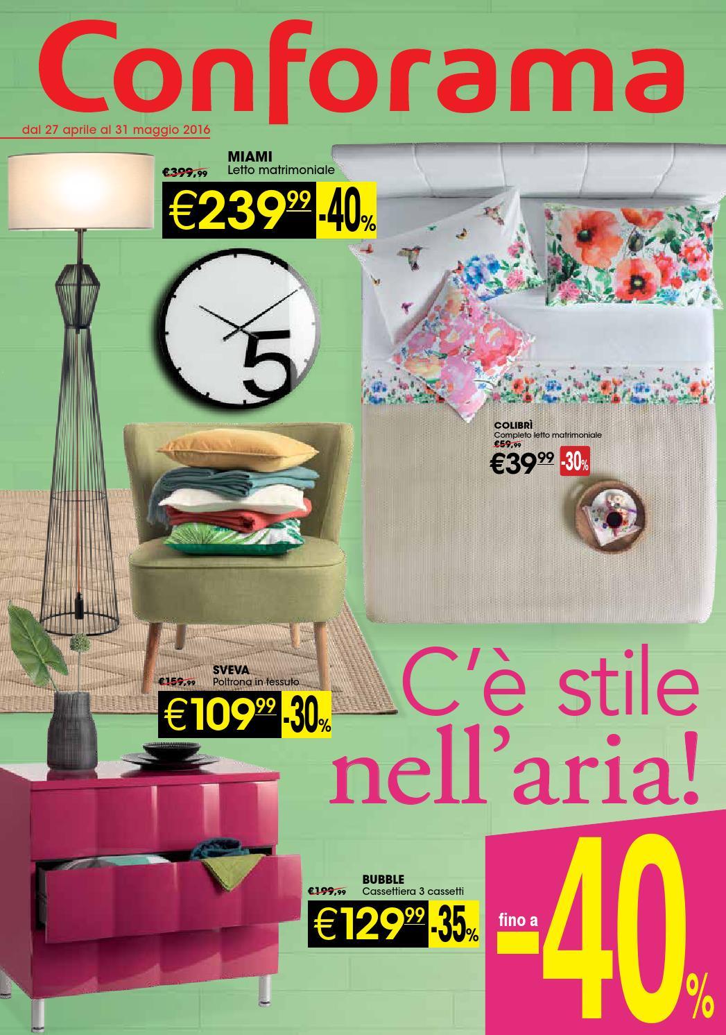 Conforama C E Stile Nell Aria By Mobilpro Issuu