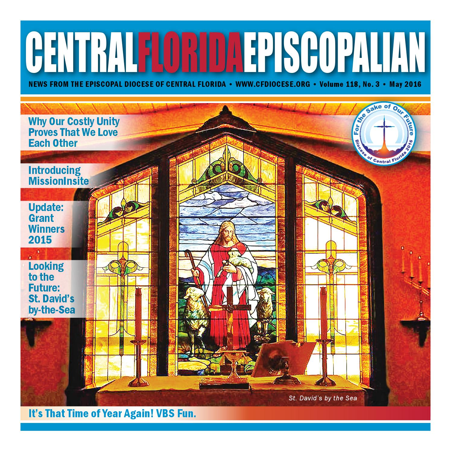 central florida episcopalian newspaper may 2016 by central
