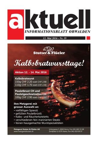 Aktuell Obwalden 19 2016 by Aktuell Obwalden AG issuu