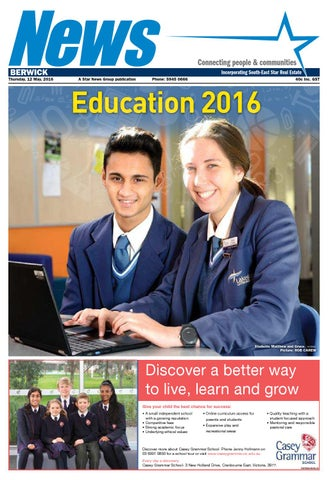 News - Berwick - 12th May 2016 by Star News Group - issuu cc6393add18