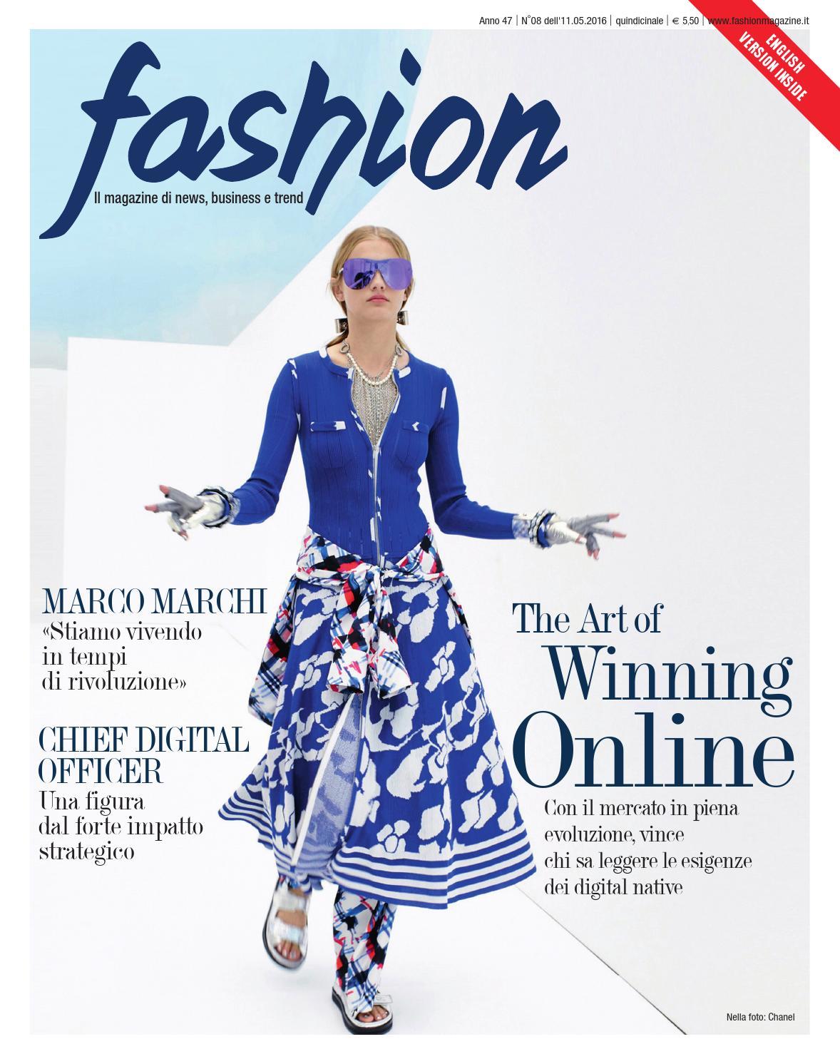 46af0722c9 FLIP PAGE FA N 8 2016 by Fashionmagazine - issuu