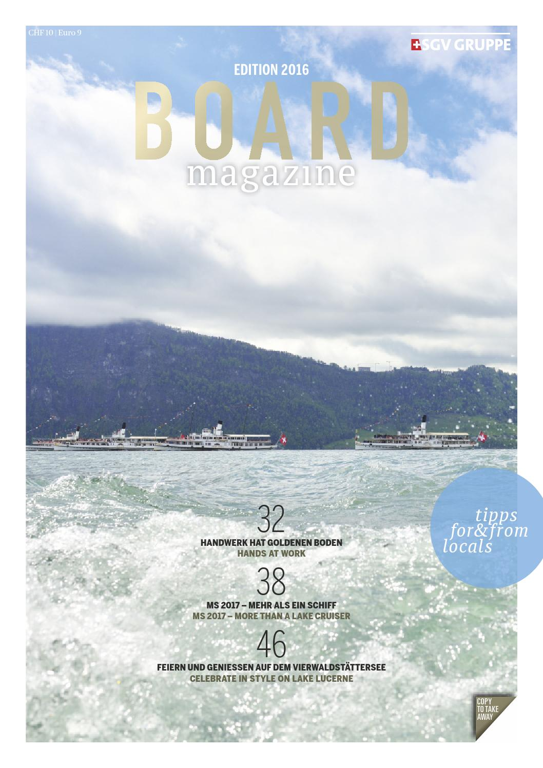 Boardmagazine 2016 By Ba Media Gmbh Issuu