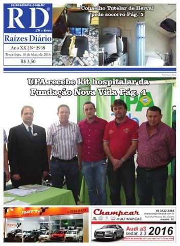 2aa77966bb Jornal raizes diario by Raízes Diario - issuu