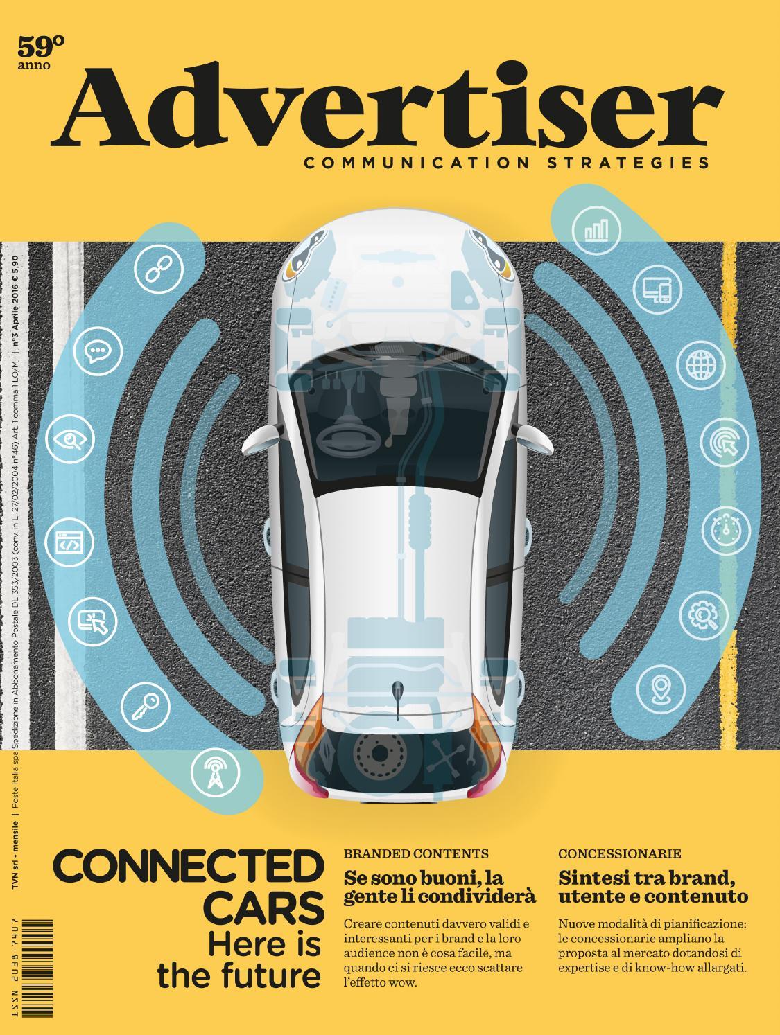 ADVERTISER Communication Strategies 03 2016 by ADV Strategie di  Comunicazione - issuu 3c0b0211ac4