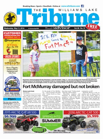 williams lake tribune may 11 2016 by black press issuu