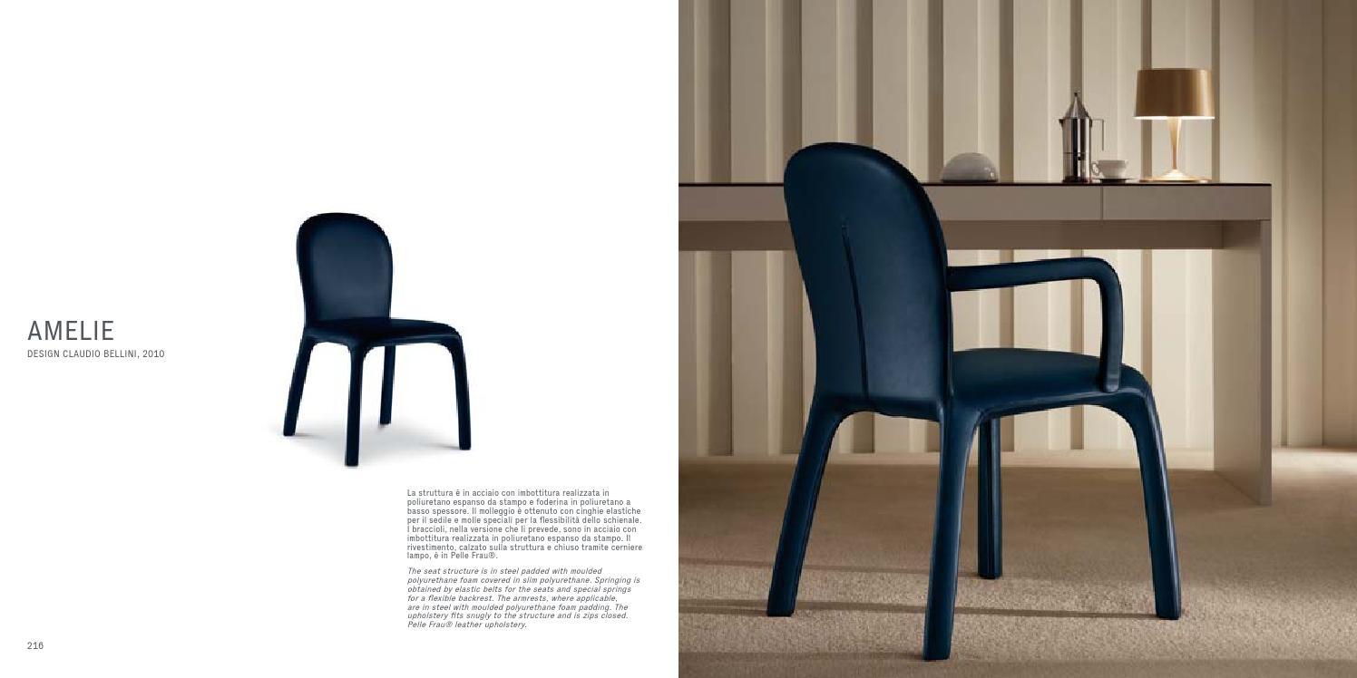 Amelie Poltrona Frau.Poltrona Frau Home Collection Minicatalogo 2015 2016 By