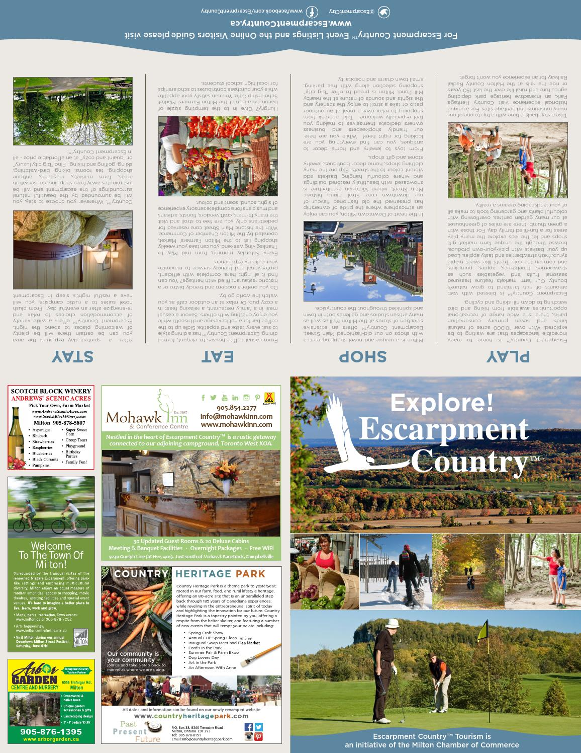 Explore Escarpment Country Brochure 2016