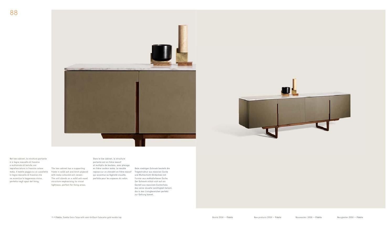 Poltrona Frau 2016 Home Collection By Museo Issuu