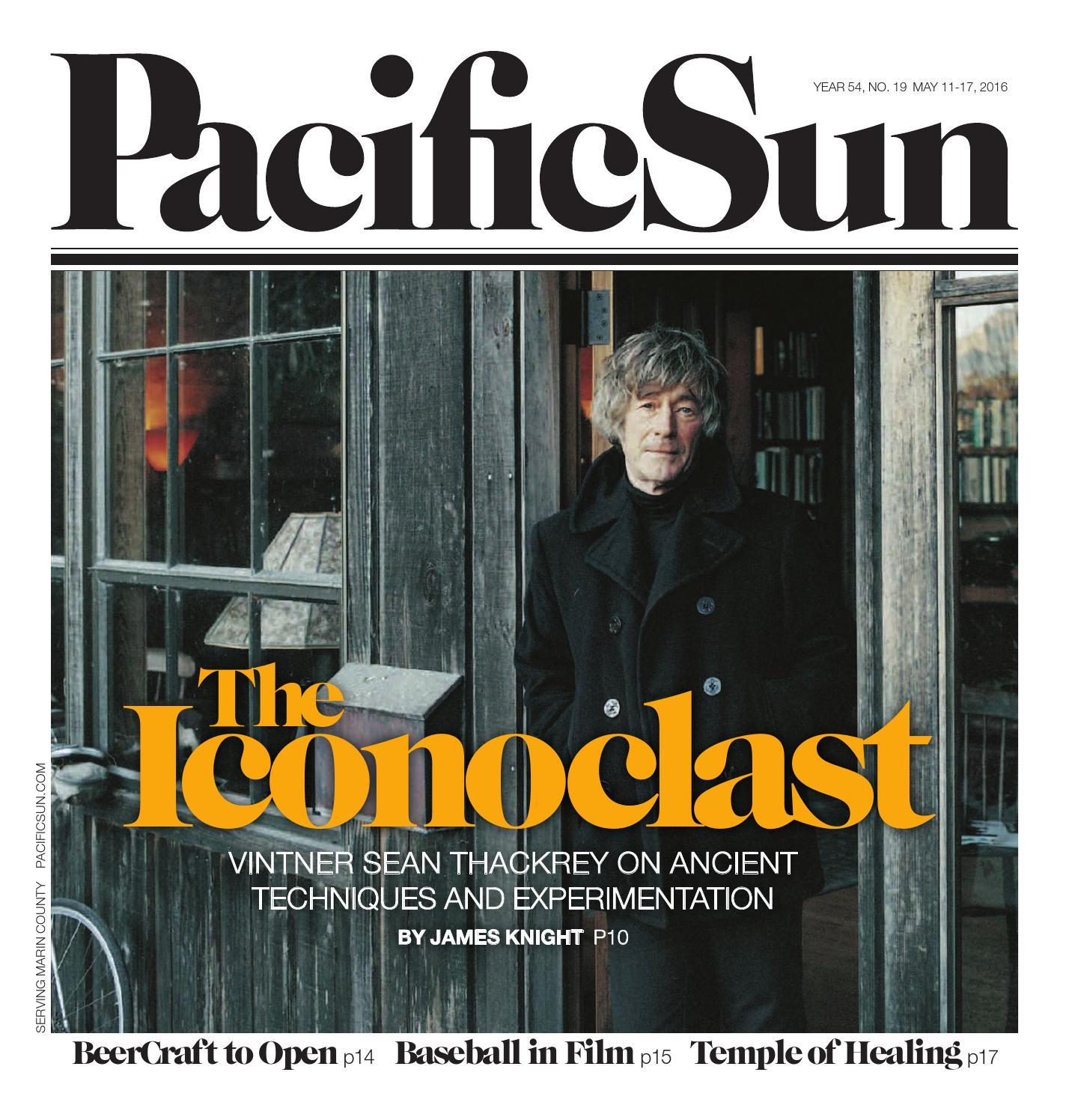 Pacific Sun 05-11-16 By Pacific Sun