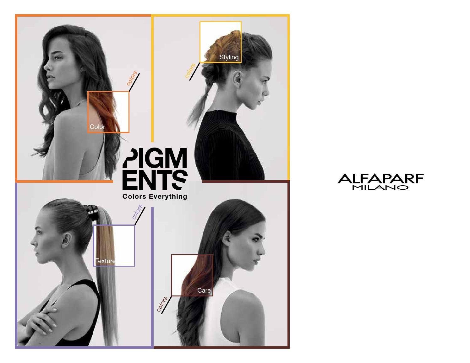 Alfaparf milano presents pigments by alfaparf milano usa issuu nvjuhfo Images