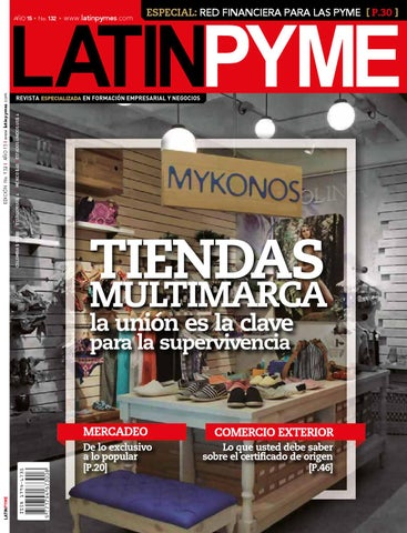 Edición Latinpyme No. 132