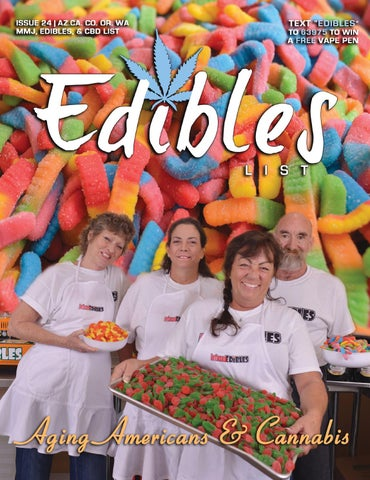 Edibles List Magazine May 2016 - Issue 24 by edibleslist - issuu