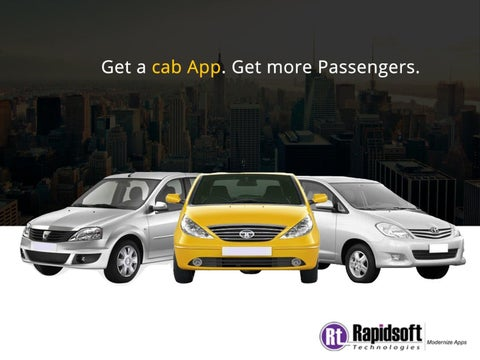 Taxi Booking App Development by John Dave - issuu