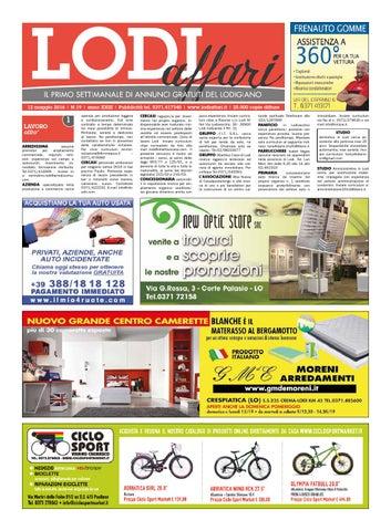Lodi Affari 12 Maggio by Lodi Affari - issuu d81299e6400