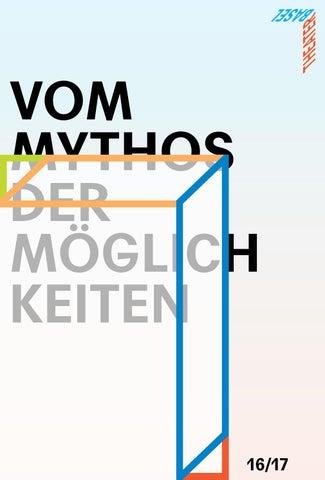 Saisonvorschau 2016/2017 by Theater Basel - issuu