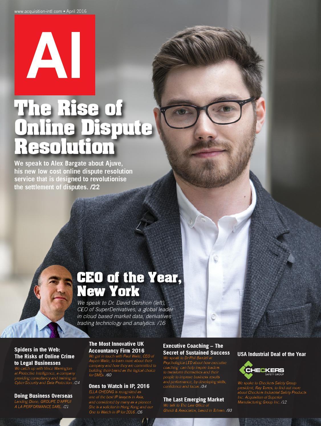 AI Magazine April 2016