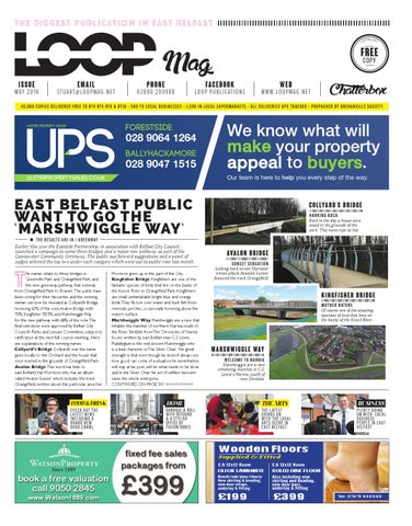 the loop east belfast may 2016 by loop publications issuu