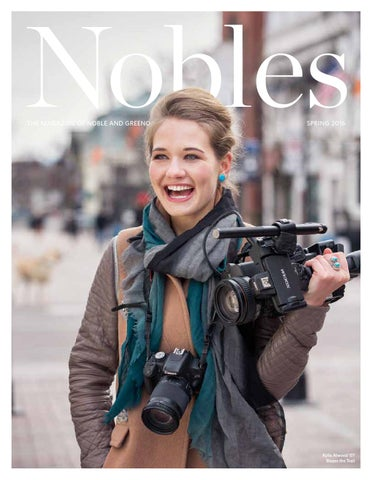 2016 By Noble And Greenough School Nobles Spring Issuu xrBCoed