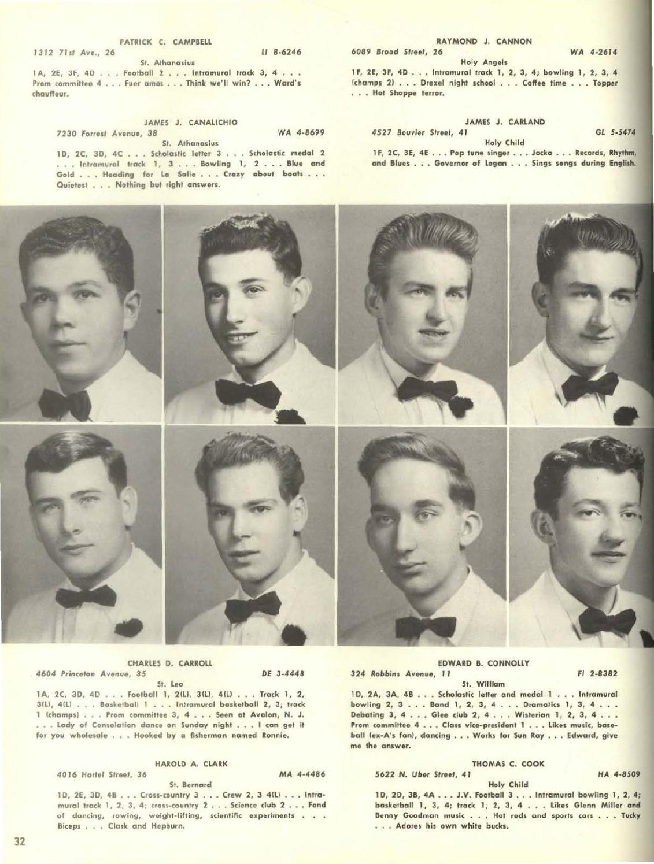 1955 by La Salle College High School - issuu