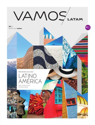 abaf29e88be8c Vamos LATAM mayo 2016 by Spafax - issuu