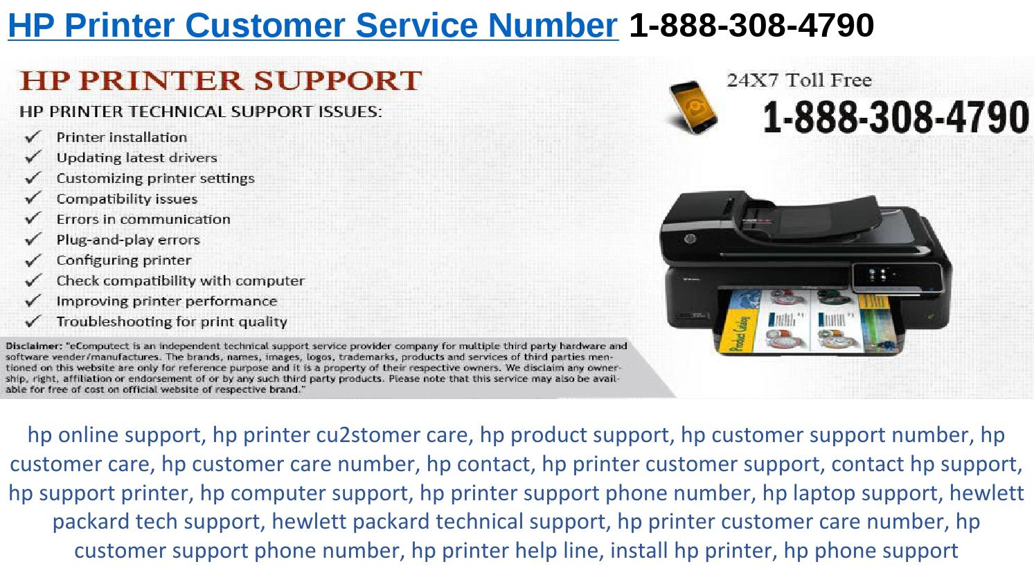 (@#$ hp printer tech support phone number 1 888 3o8 479o @#$) by Ctic IT -  issuu