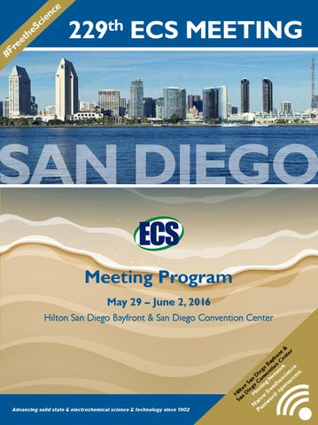 30a1463c937b 229th ECS Meeting San Diego CA by The Electrochemical Society - issuu