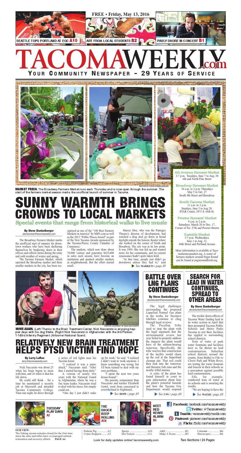 Twa 05 13 16 p01 by Tacoma Weekly News - issuu