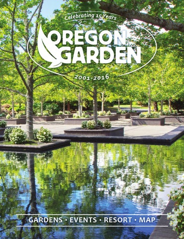 Oregon Garden Guide: Summer 2016 by MAP Publications - issuu