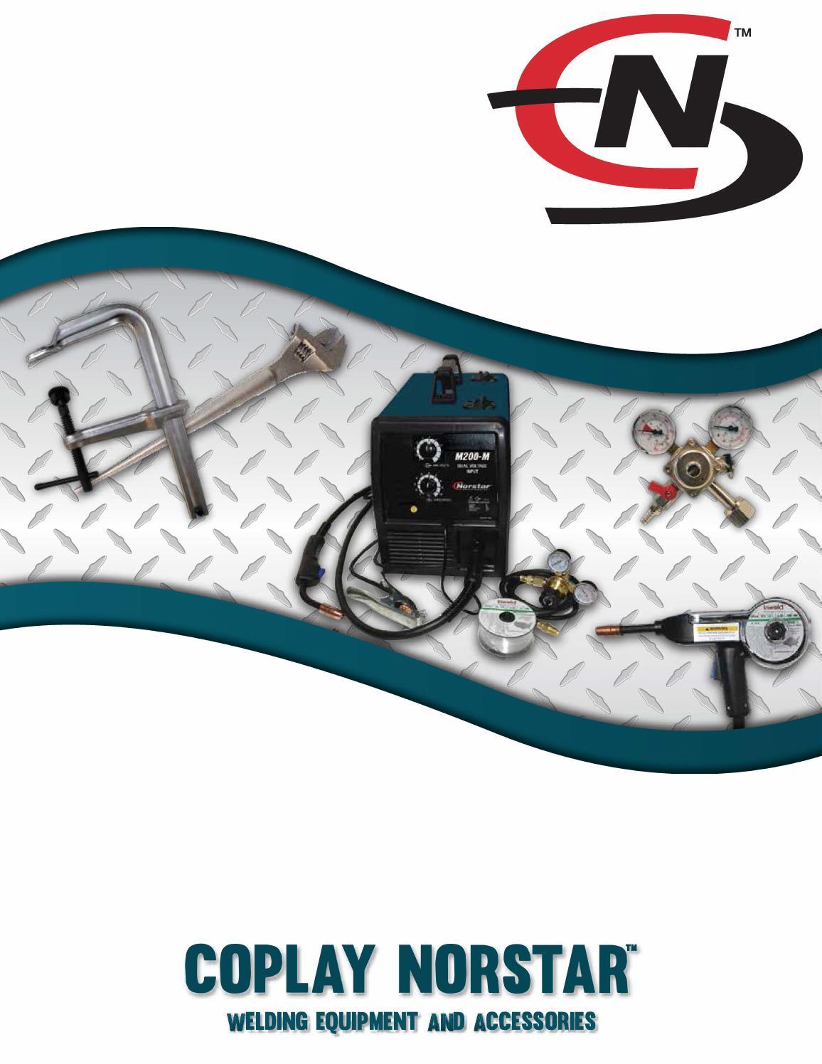 Coplay-Norstar Medium Duty Cutting Attachment V1350