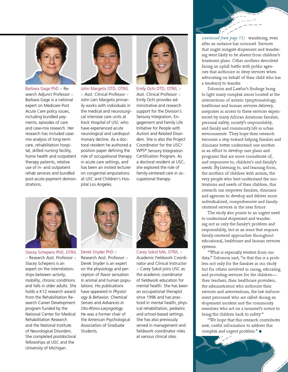 Usc Chan Magazine Fall 2013 By Herman Ostrow School Of Dentistry Of