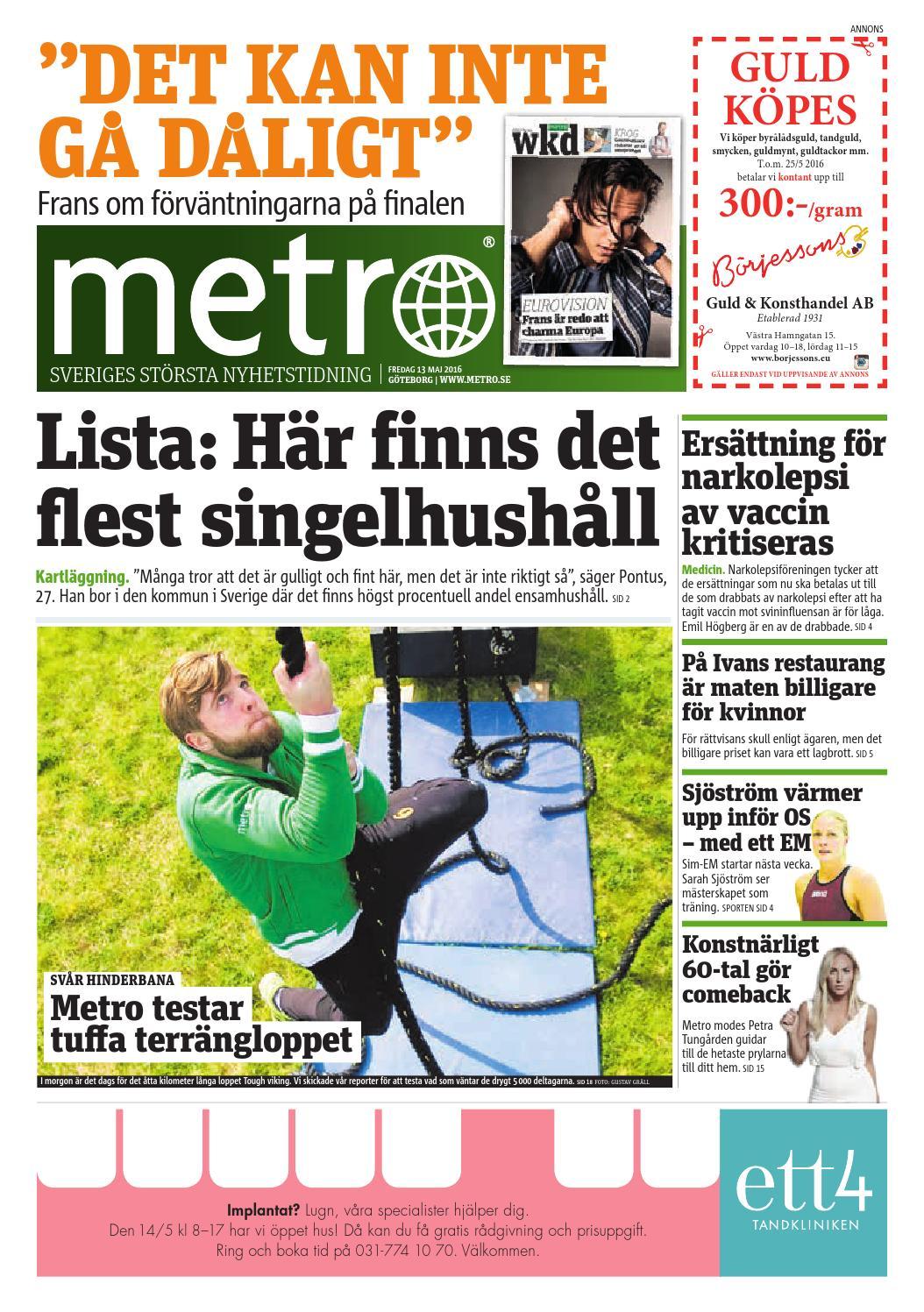 575aaf9c5336 20160513_se_goteborg by Metro Sweden - issuu