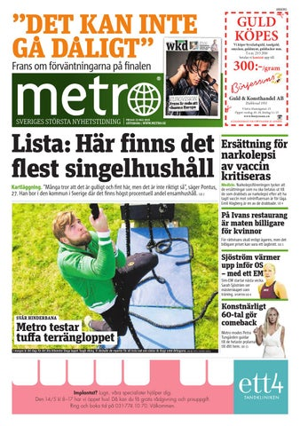 sports shoes a0281 b9978 20160513 se goteborg by Metro Sweden - issuu