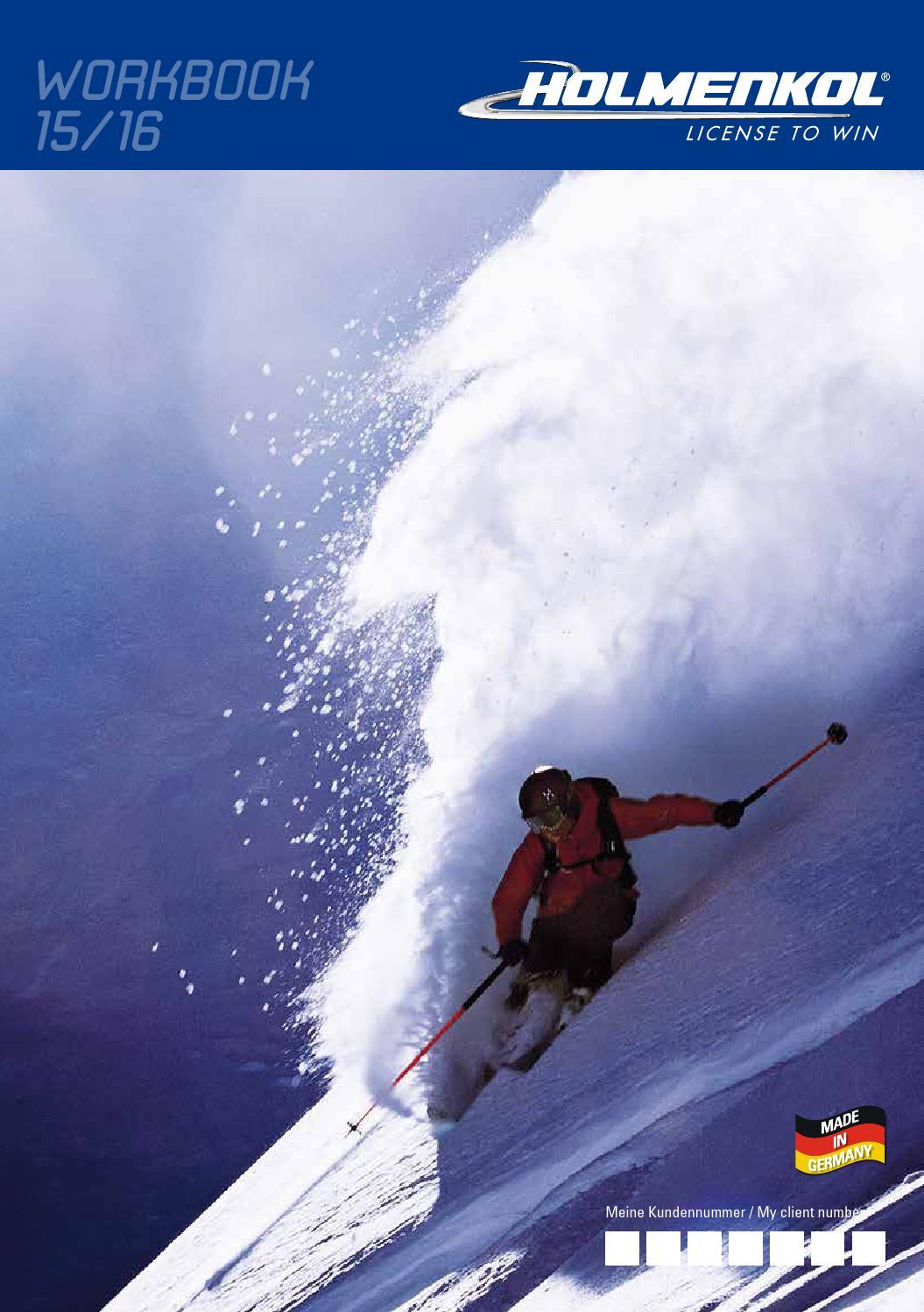 Holmenkol CrossFile MINI Professionelle Feile Reperaturen Ski Snowboard