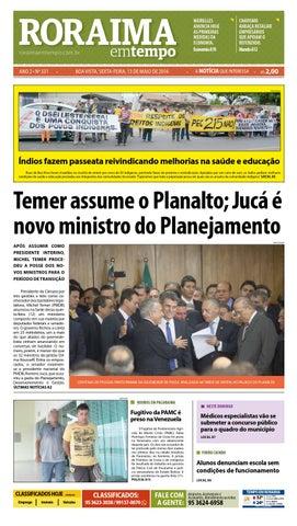 jornal roraima em tempo \u2013 edição 331 \u2013 período de visualização54837 Depois De Quantos Dias Posso Fazer Exame #3