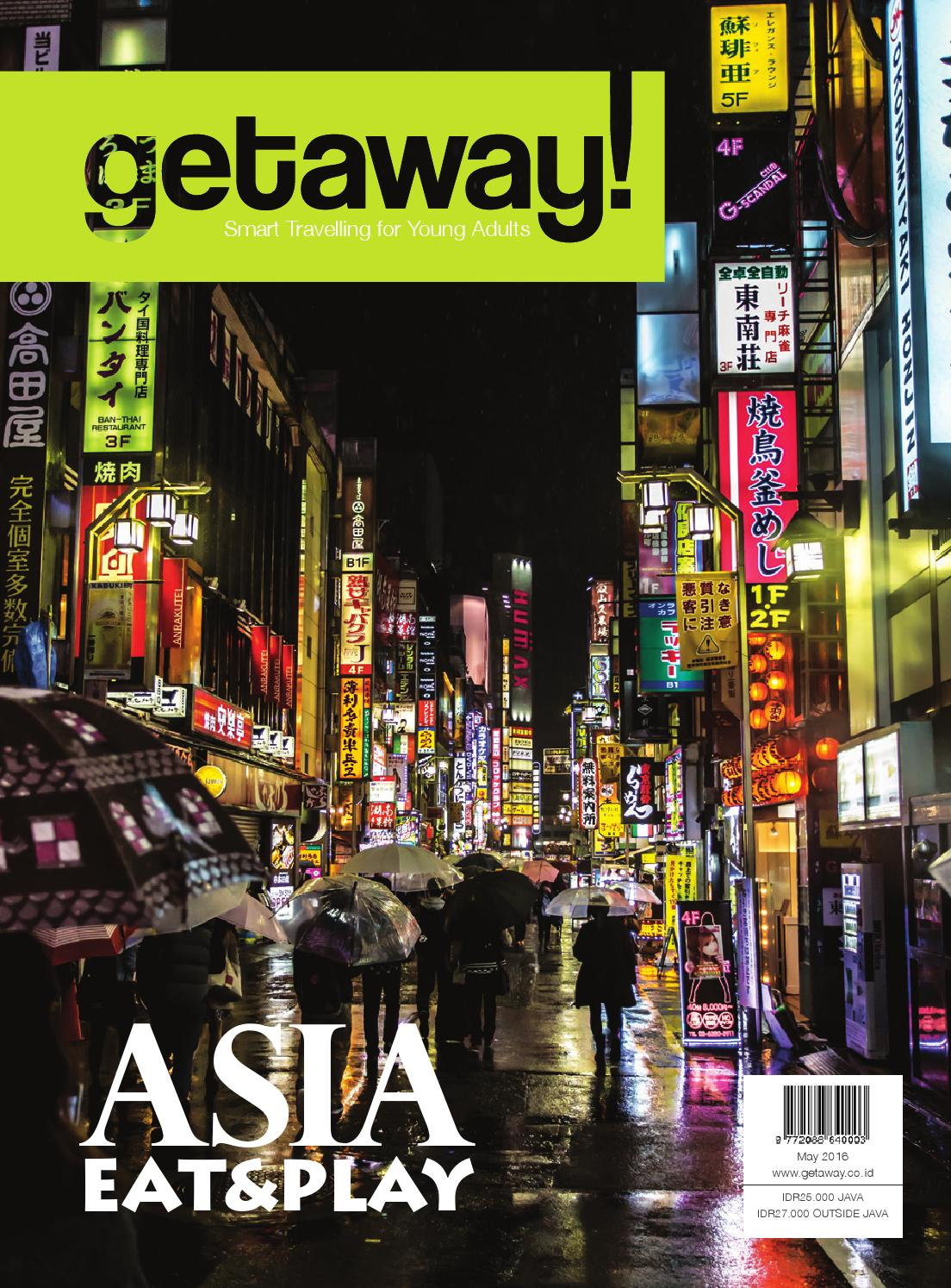 Getaway May 2016 Issue By Getaway Magazine Issuu
