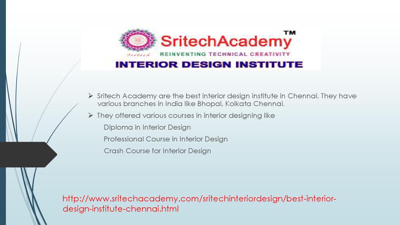 Best Interior Designing Course In Chennai