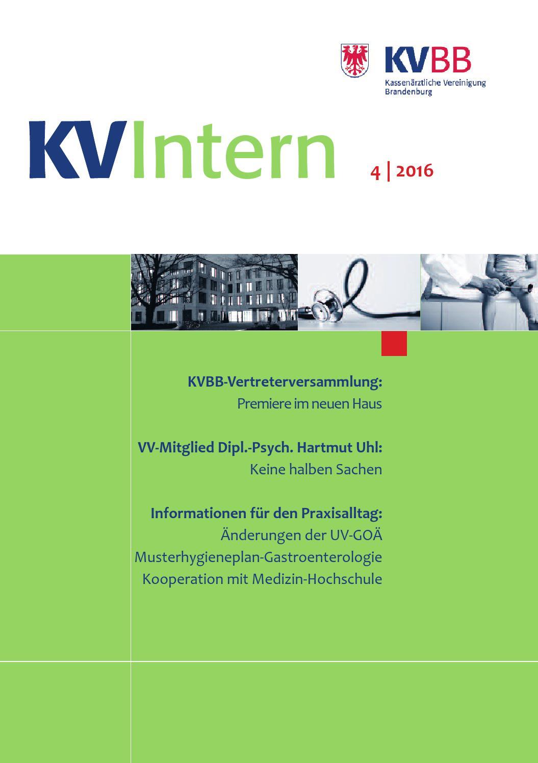 kv intern 04 2016 by kassen rztliche vereinigung brandenburg issuu. Black Bedroom Furniture Sets. Home Design Ideas