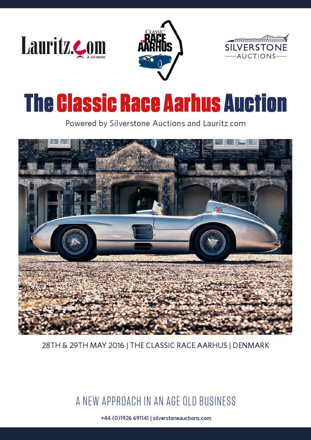 The Classic Race Aarhus Auction 2016 By Silverstone Auctions Issuu Cigarette Lighter Circuit Diagram For 1960 Chevrolet Passenger Car