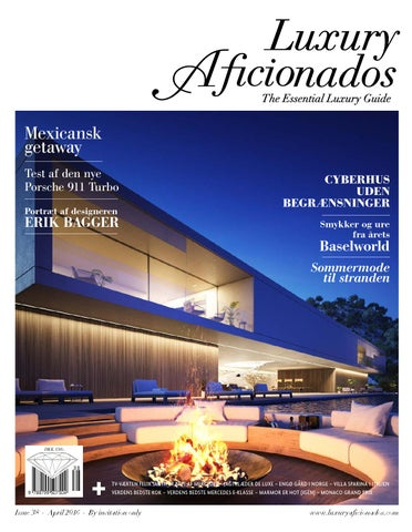 c8d6f23db4ec Luxury Aficionados  38 by Luxury Aficionados - issuu