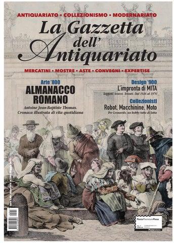 La Gazzetta dell Antiquariato n. 244 - Maggio 2016 by La Gazzetta ... 88fdabfebf145