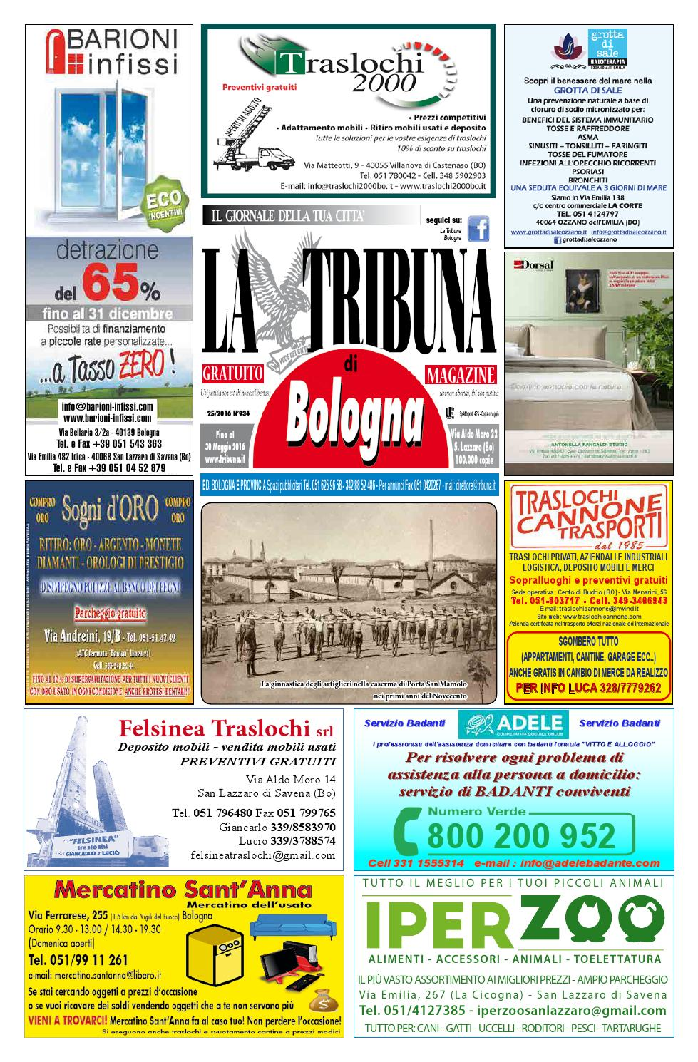 2016 Tribuna La Srls Issuu N934 Maggio By gybf76