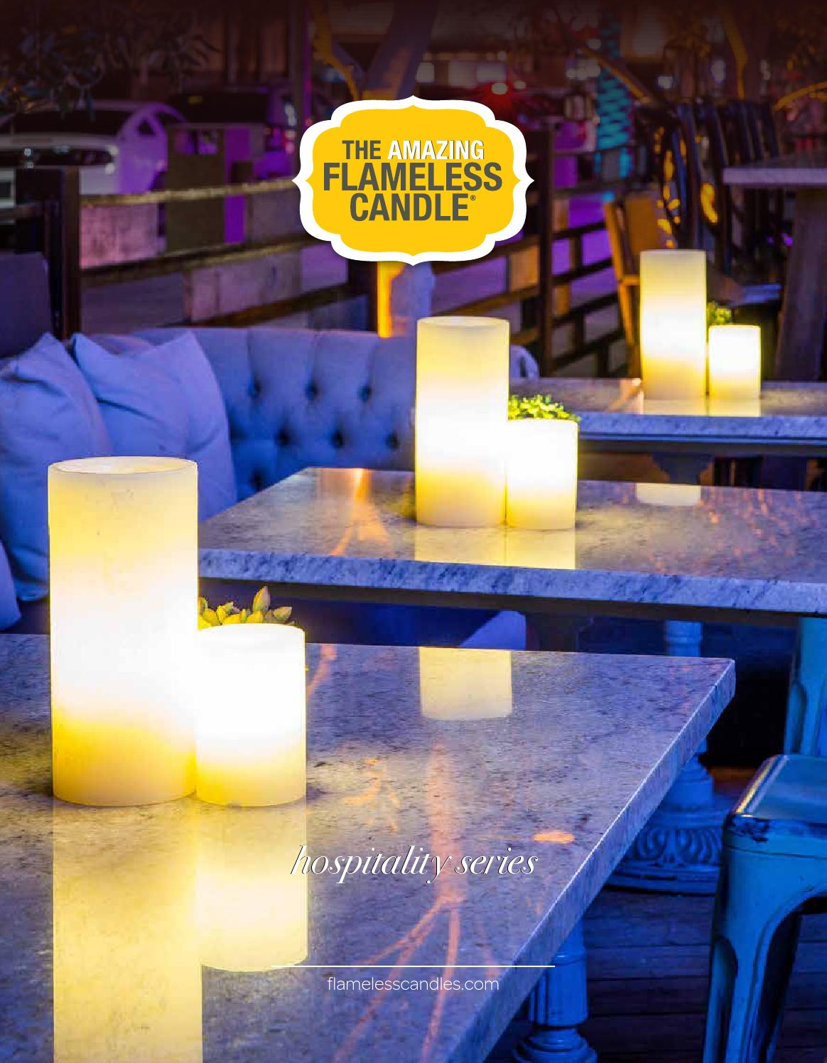 The Amazing Flameless Candle Product Catalog 2016 By Circuits Flickering Issuu