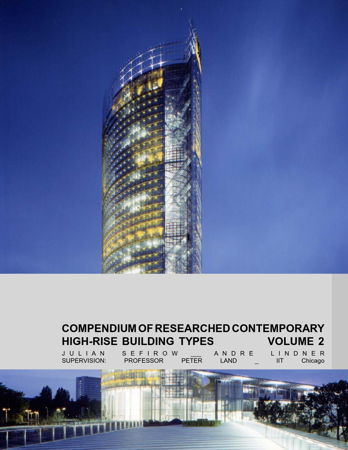 Compendium of researched high rise buildings by Daniel Nigusse - issuu